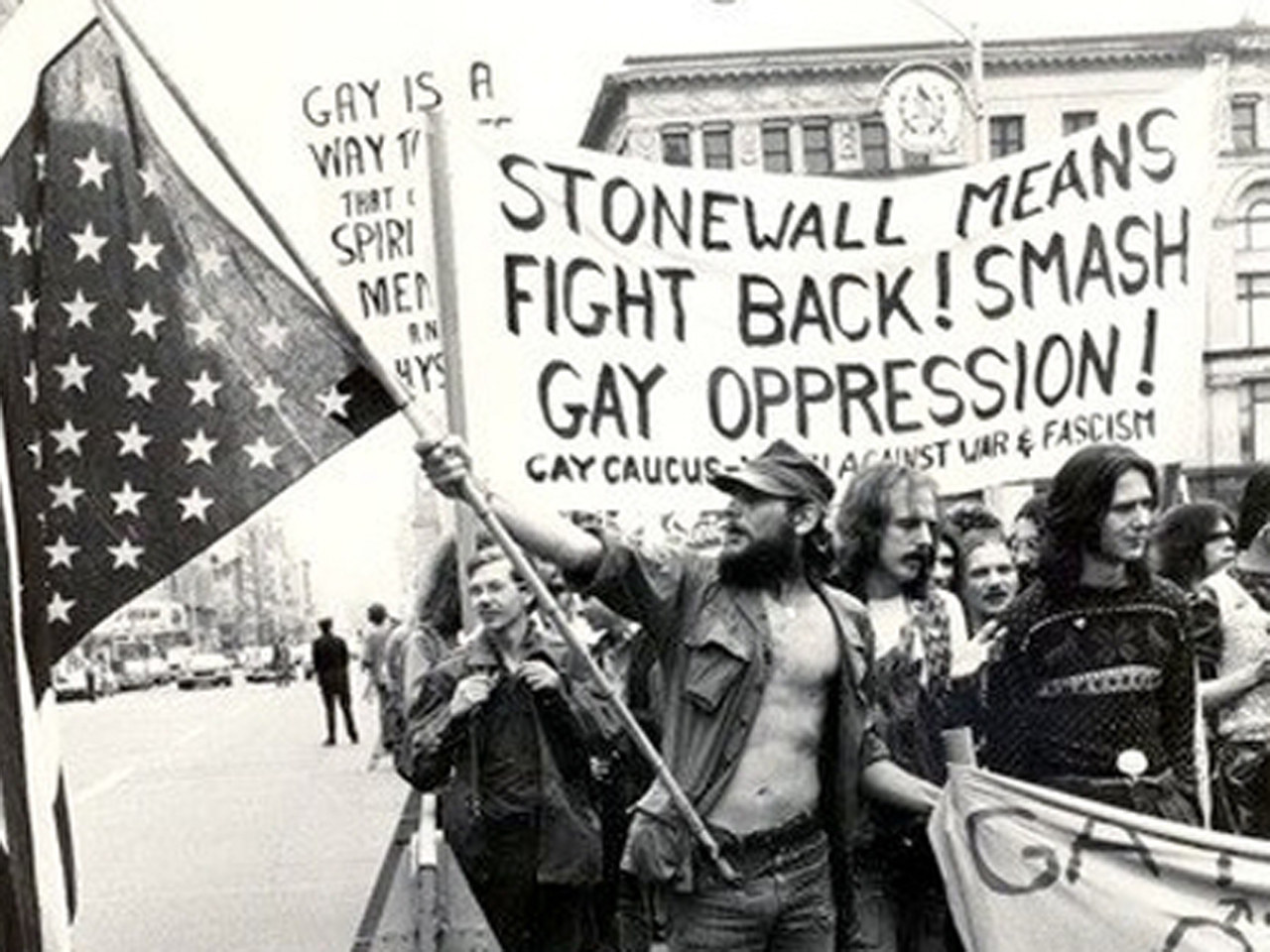 Pride is a protest! 50 jaar Stonewall: strijd haalde LGBTQI+-beweging uit kast