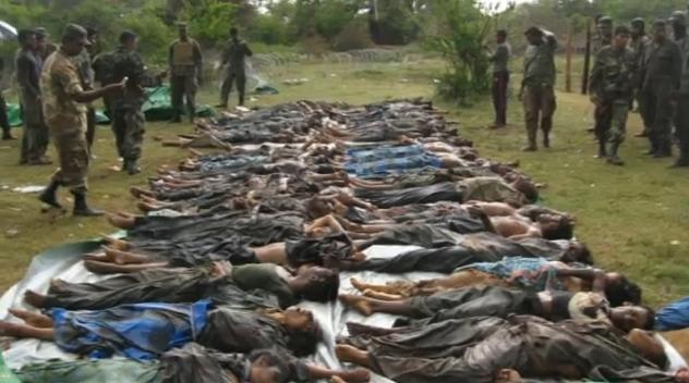 Bloedbad in Sri Lanka niet vergeten: 18 mei 2009-2017