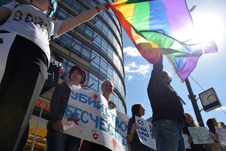 Stop de vervolging van homo's in Tsjetsjenië!