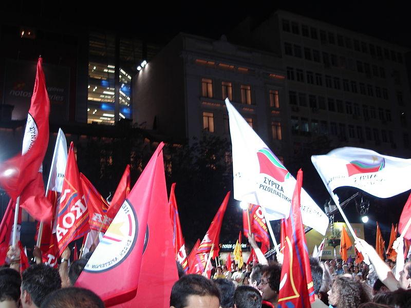 Griekenland: opkomst en neergang van Syriza