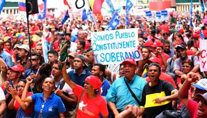 Venezuela: imperialistisch offensief opgedreven na verkiezingen