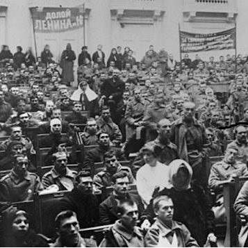 "Podcast: ""Russian Revolution's relevance today"""