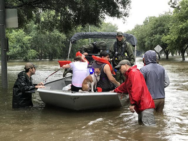 Orkaan Harvey – kapitalisme maakt tragedie erger