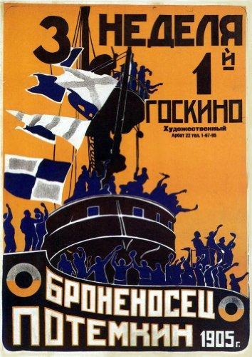 Rusland 1917: hoe kunst de revolutie mee vorm gaf