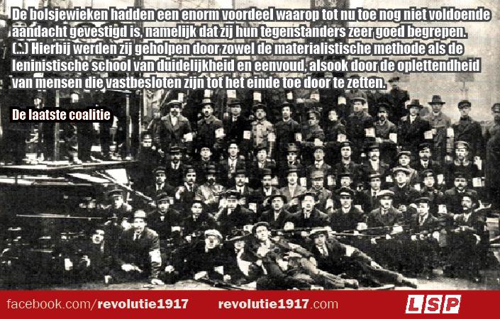 [1917] Verklaring van de Bolsjewistische Fractie op de Democratische Vergadering