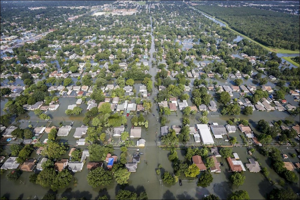 Extreem weer en klimaatverandering