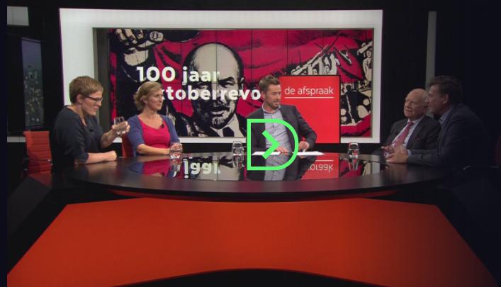 Gemiste afspraak met de 100ste verjaardag van de Russische Revolutie
