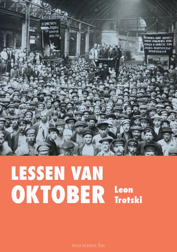 Voorwoord op 'Lessen van oktober'