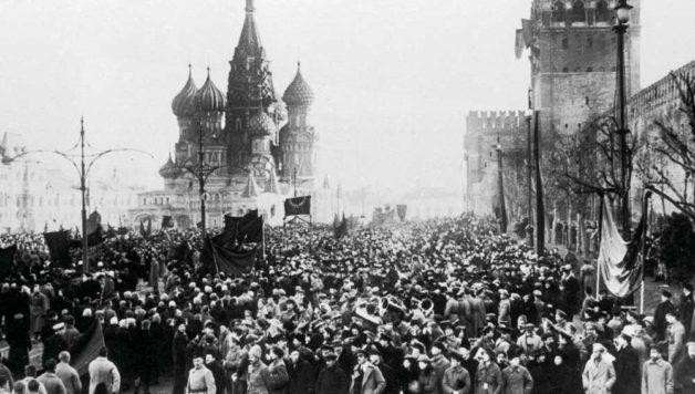 De erfenis van oktober 1917