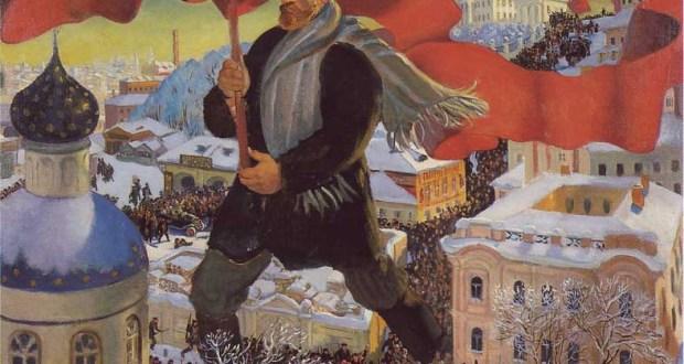 [1917] Hoe de Sovjet-regering na de revolutie meteen tot vrede oproept