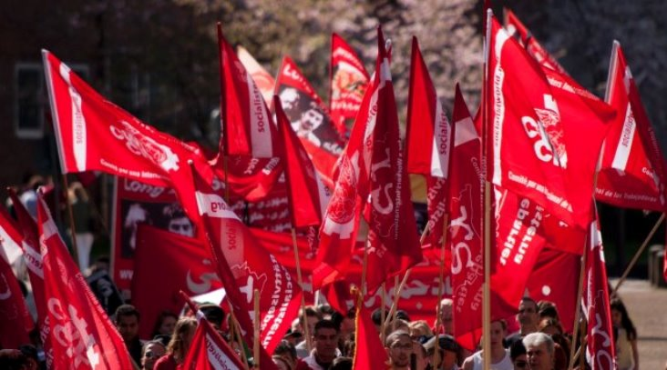 Europa in crisis – revolutionaire wind in Catalonië