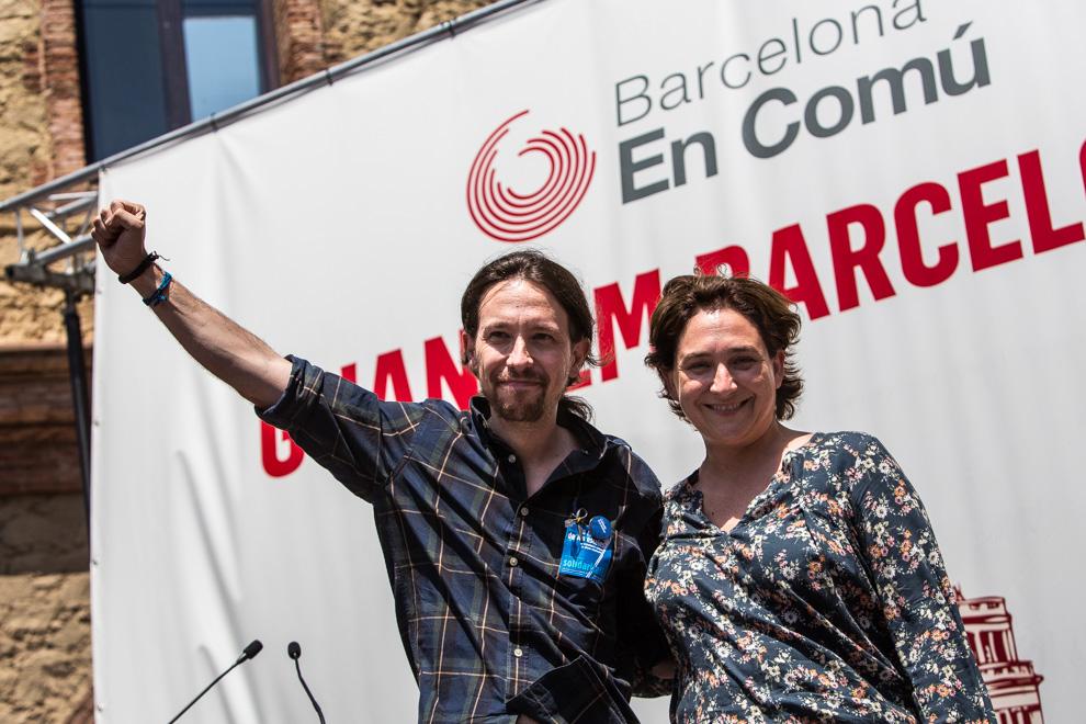 Links aan de macht. De ervaring van Barcelona