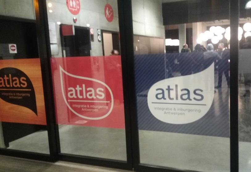 """Onrust bij Atlas. """"Allemaal samen voor meer middelen en herfinanciering"""""""