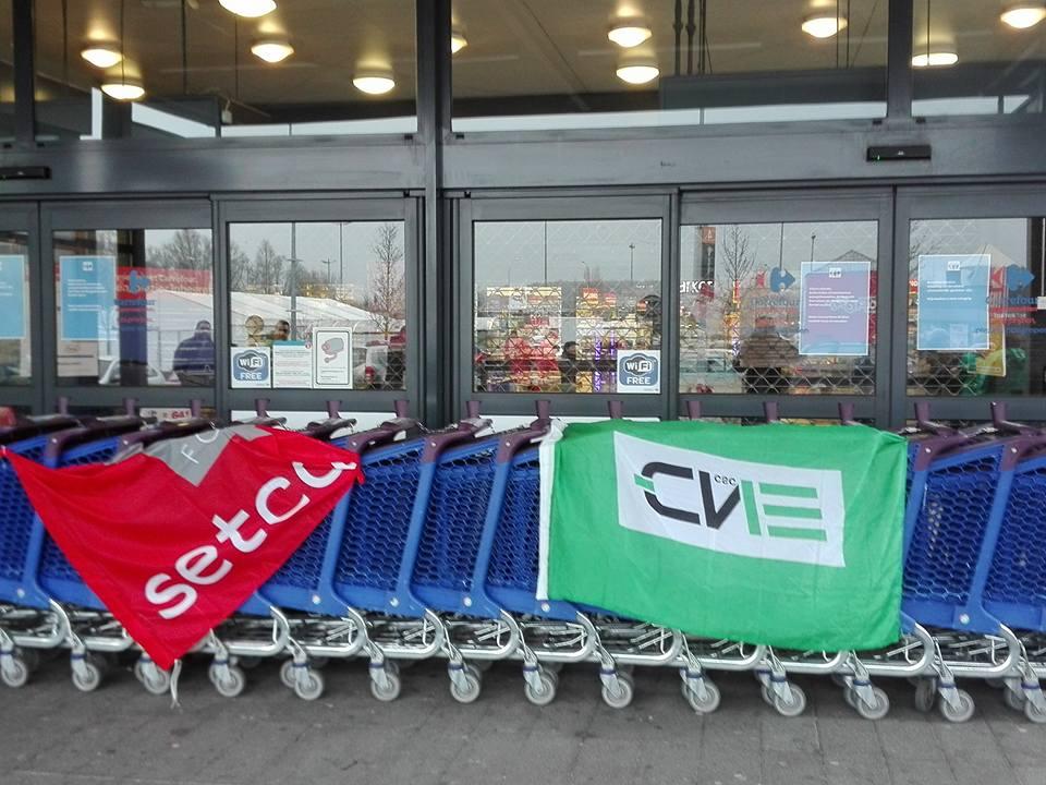 Carrefour: de strijd gaat verder