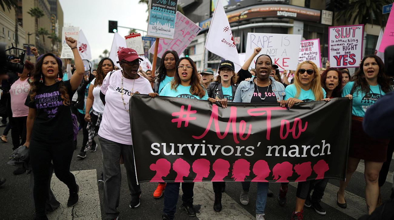 Wereldwijde terugkeer van strijd voor vrouwenrechten
