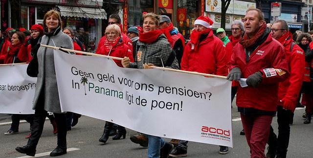 Pensioenen: afbraak zware beroepen openbare sector is breekijzer voor afbraak in privé