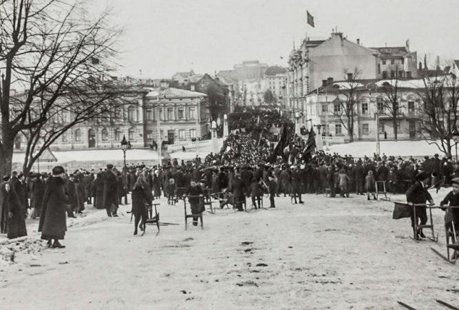 De verloren revolutie in Finland 1917-1918
