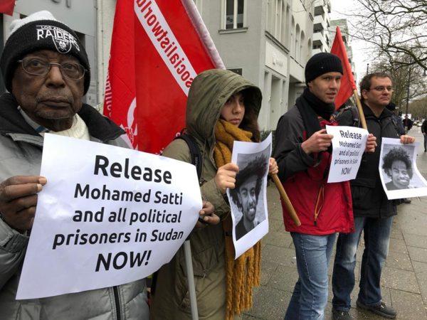 Soedan: Mohamed Satti vrijgelaten. Internationale solidariteit levert resultaat op!