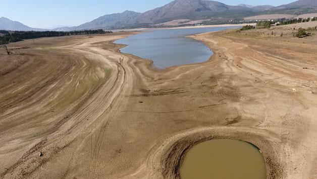 Wanbeheer leidt tot watercrisis in Kaapstad
