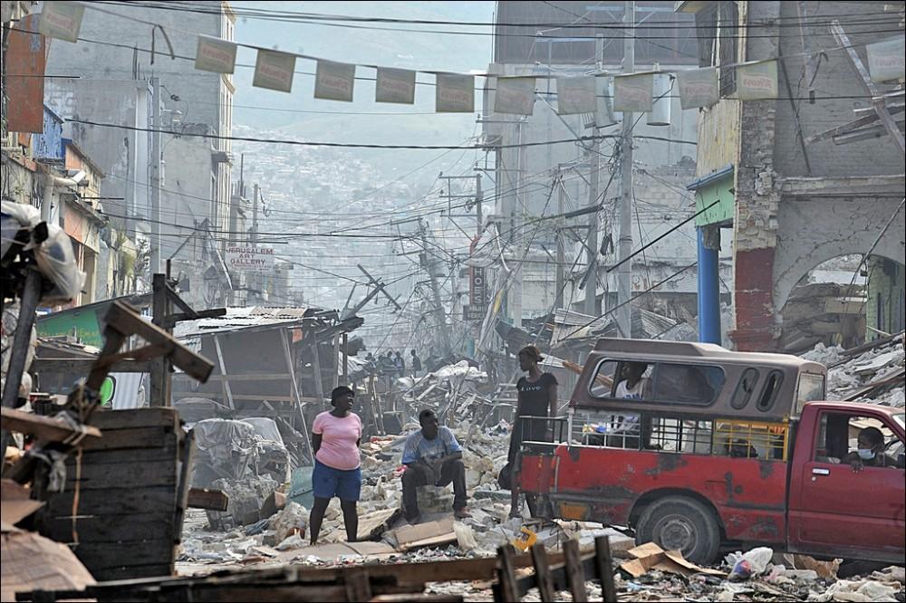 Schandaal bij Oxfam. Nood aan democratische controle op hulp en solidariteit