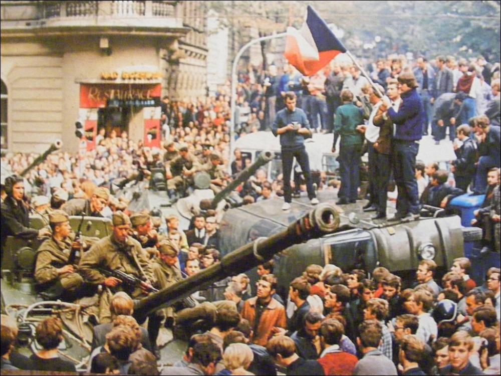 50 jaar geleden: 'Praagse lente' daagt het stalinisme uit