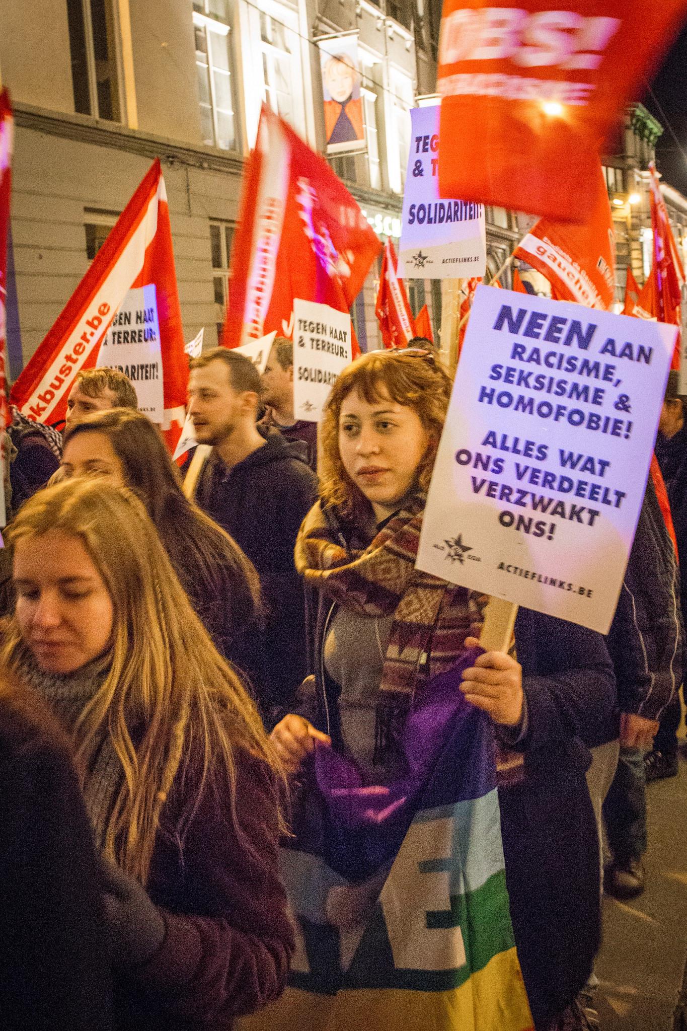 Geen transfobie in de Raad van Bestuur! Campagne nodig tegen Van Langenhove aan UGent