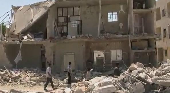 """Syrië: geen staakt-het-vuren in """"hellegat"""" oostelijk Goutha"""