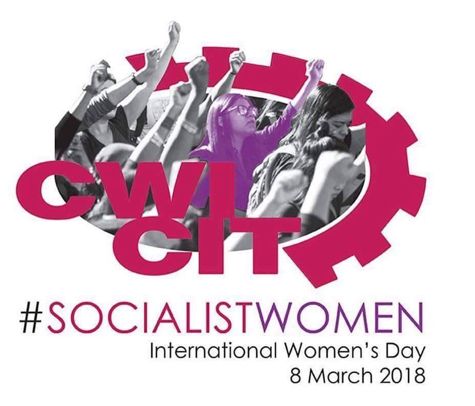 Internationale vrouwendag 2018: het kapitalisme onderdrukt vrouwen – strijden voor socialisme!