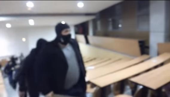Extreemrechtse militie valt studentenactie in Montpellier aan