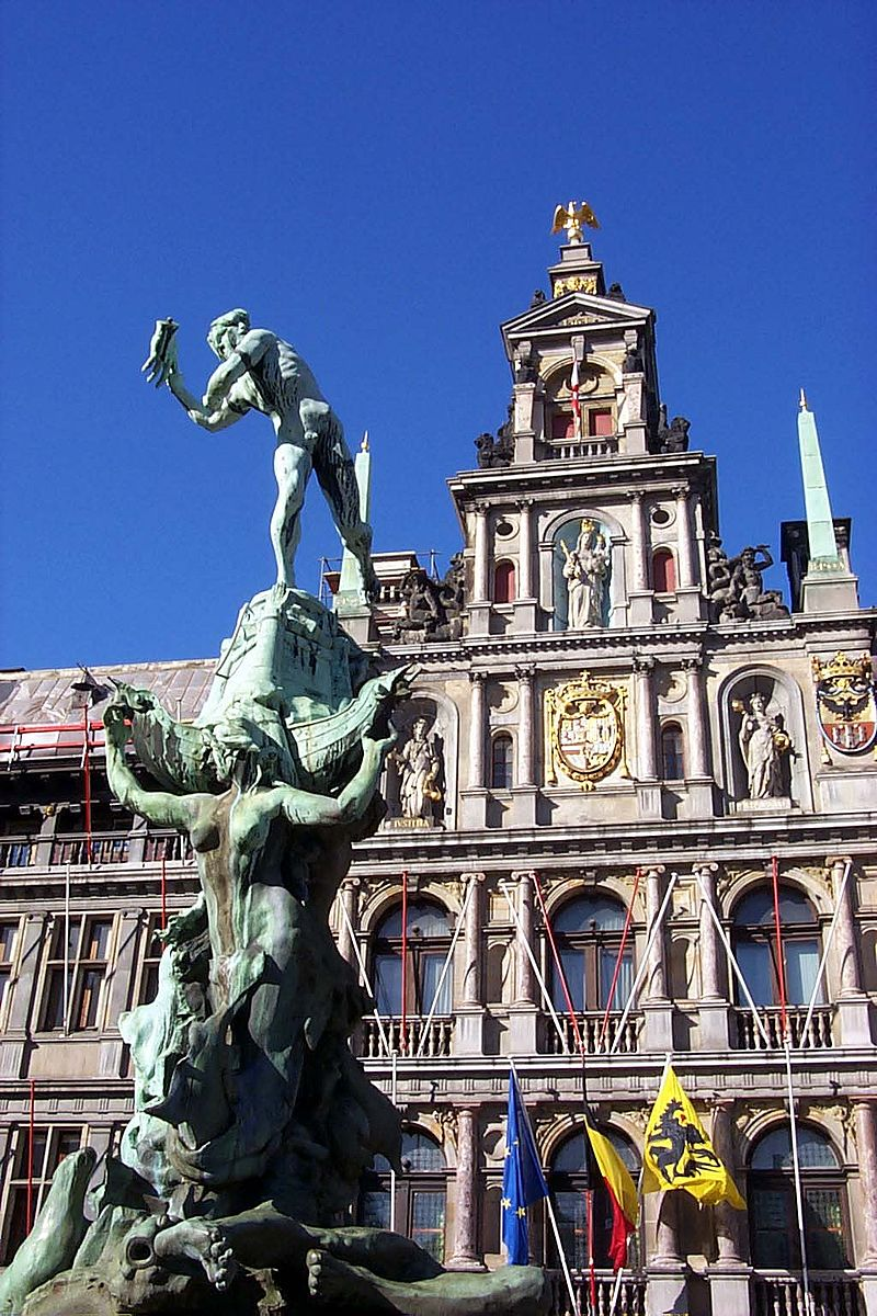 Naar een geel-groene coalitie in Antwerpen?