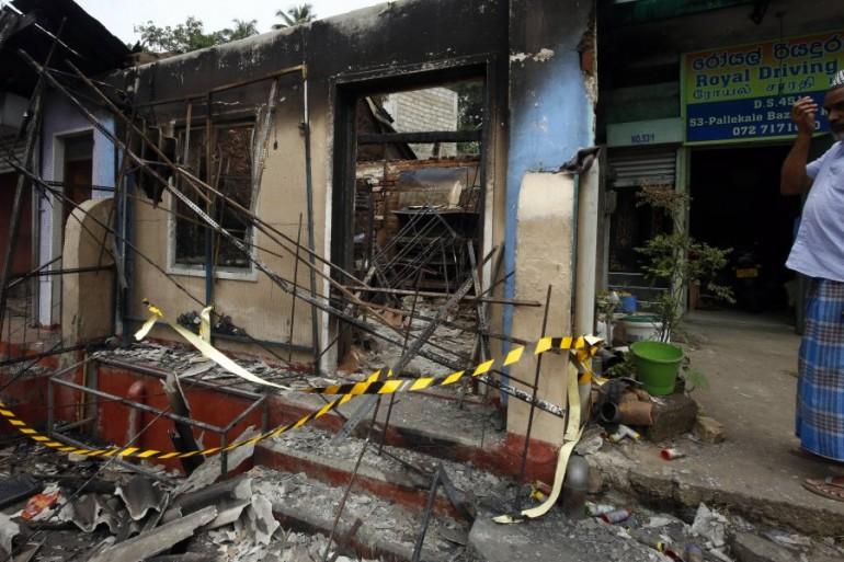 Sri Lanka: terugkeer van het sectair conflict?