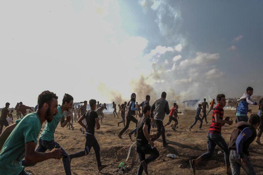 Ooggetuigenis uit Gaza