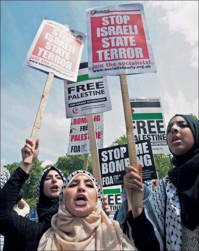 Columniste van De Standaard vergoelijkt staatsterreur tegen Palestijnen