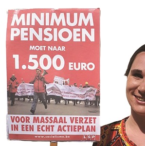 Strijden voor onze pensioenen
