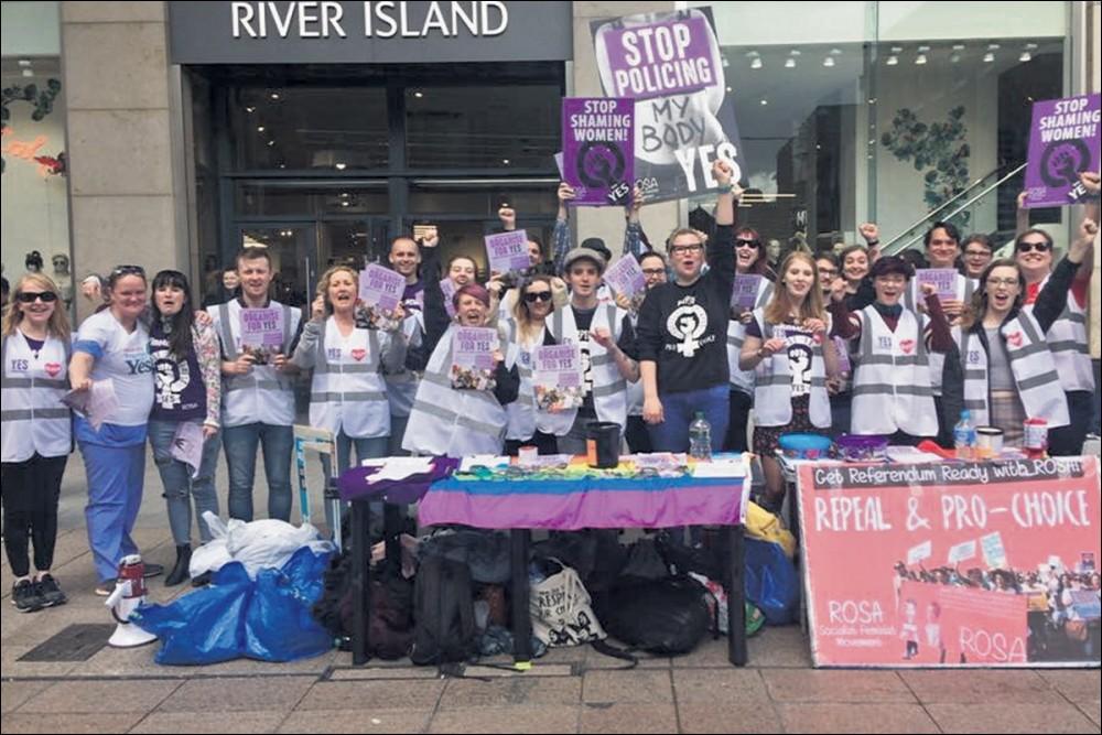 Iers abortus-referendum: jong enthousiasme om te breken met repressie uit verleden