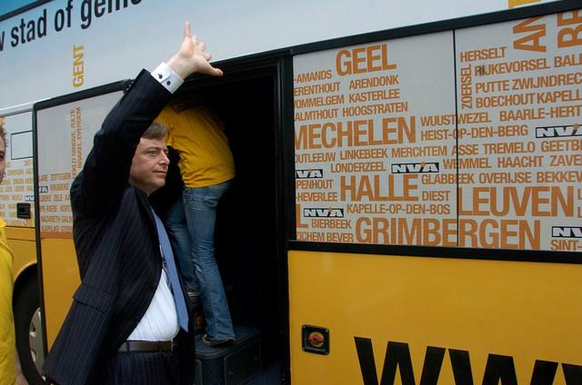 Wie stopt De Wever in Antwerpen?