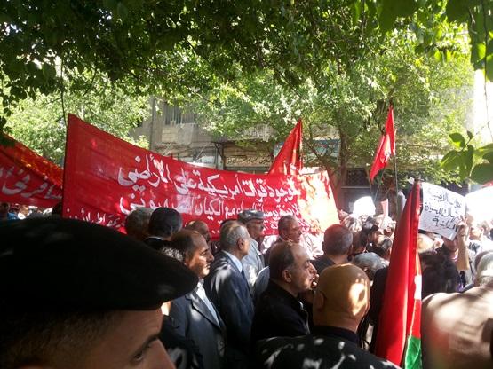 Jordanië: werkenden en jongeren zetten premier af en eisen einde besparingsbeleid