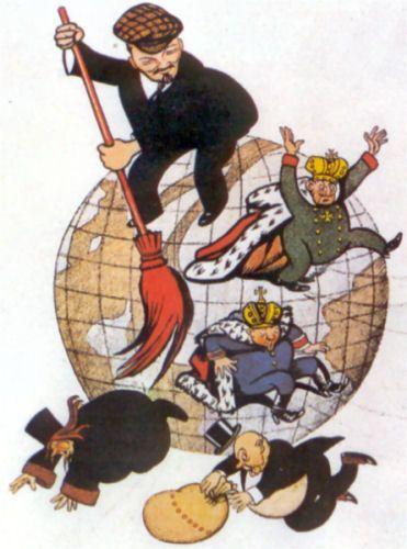 Lenin en de Bolsjewieken voor 1917