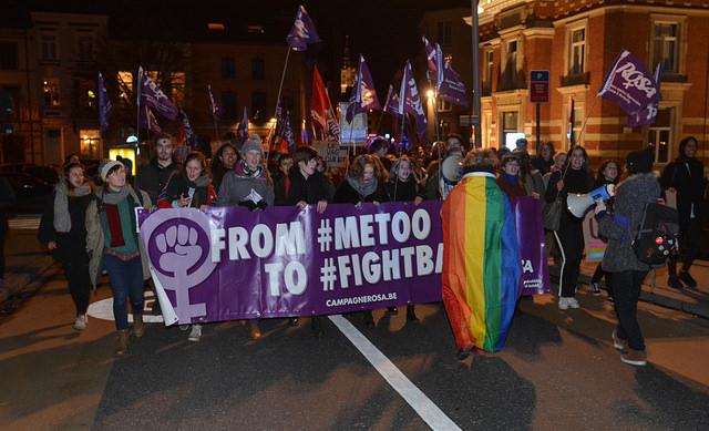 """Actief linkse scholier: """"Voor onze toekomst moeten we strijden"""""""