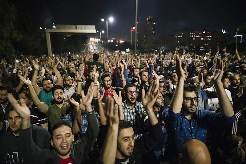Gaza, Jordanië: terugkeer van massastrijd in Midden-Oosten