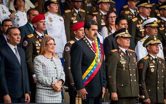 Venezuela: revolutionaire breuk met kapitalisme nodig om uit impasse te raken