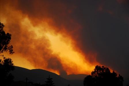 Dodelijke branden in Griekenland