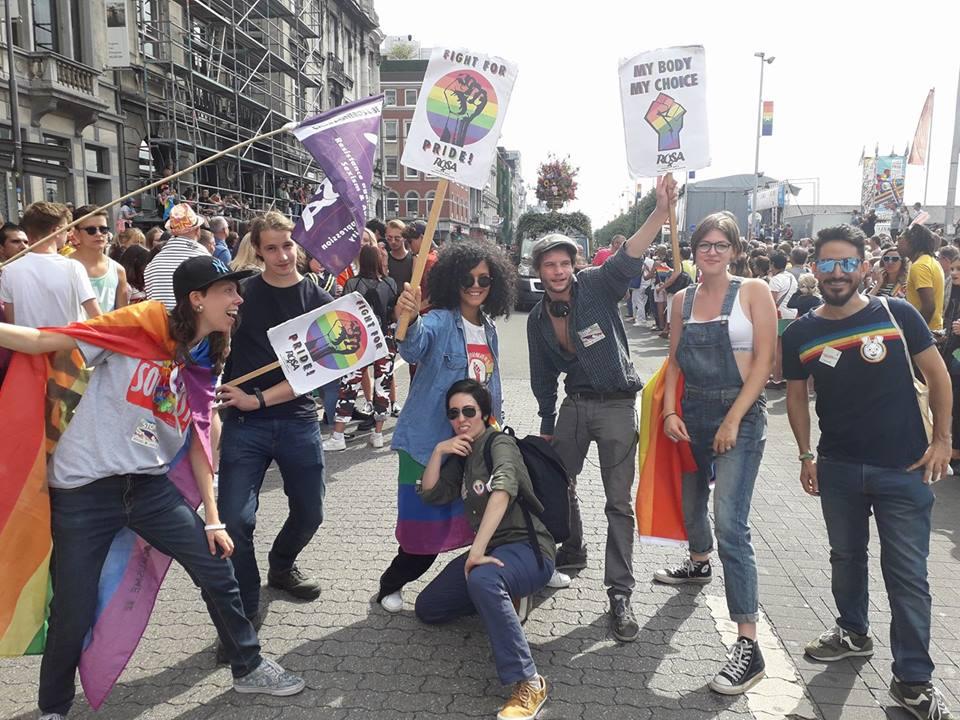 Gaybashing rond Antwerpse Pride toont dat strijd nodig blijft