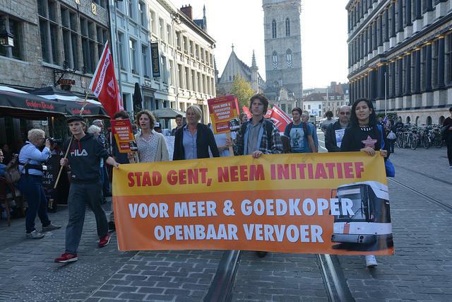 Gent, op maat van het grote geld of van de bewoners