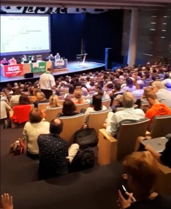 Personeelsvergadering Vlaamse overheid groot succes