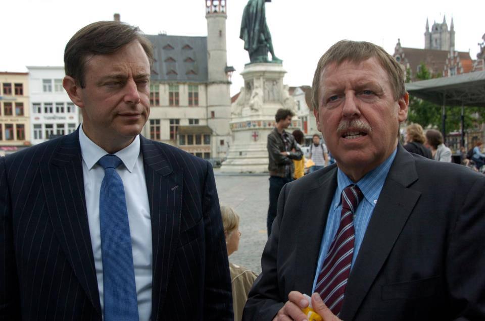 Rechtse regeringspartijen verloren ook in Vlaanderen