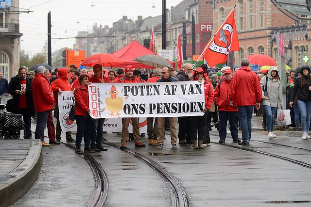 Stuur De Wever met pensioen, vooraleer hij dat van ons volledig afpakt!