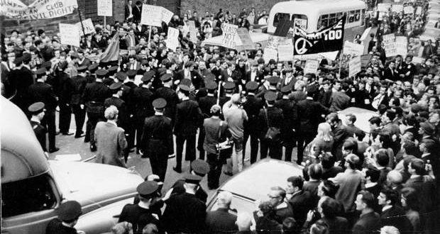 Oktober 1968 in Noord-Ierland: massale revolte tegen sektarisme en armoede