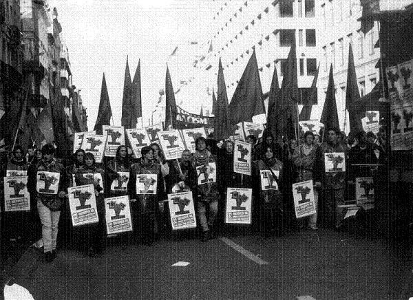 Terugblik op de vorige zwarte zondag en het antifascistisch verzet dat daarop volgde
