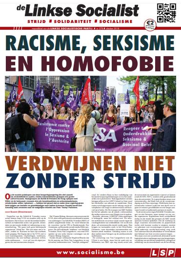 Racisme, seksisme en homofobie verdwijnen niet zonder strijd